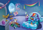 applejack bed book fluttershy holivi main_six pinkie_pie rainbow_dash rarity tank twilight_sparkle wonderbolts
