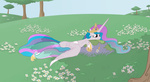 feather-chan princess_celestia