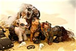 custom immortan_joe imperator_furiosa mad_max mad_max:_fury_road max_rockatansky nux photo ponified savethewailes toy