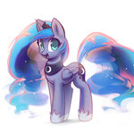 highres mirroredsea princess_luna