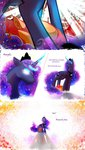 comic esinololly highres original_character princess_luna
