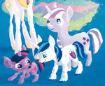 cygaj filly parents princess_celestia shining_armor twilight_sparkle twilight_velvet