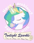 dstears magic princess_celestia teacup text
