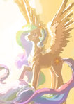 highres plainoasis princess_celestia