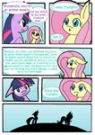 comic fluttershy kiddysa-nekovamp owned princess_twilight twilight_sparkle watermark