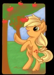 applejack apples gweakles