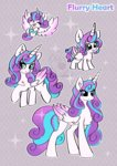 grown_up princess_flurry_heart snow_angel_(artist)