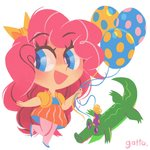 balloon gummy humanized ilianagatto pinkie_pie
