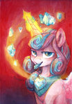 grown_up highres jewellier magic princess_flurry_heart