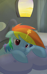 bed rainbow_dash topazknight