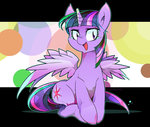 princess_twilight twilight_sparkle tyuubatu