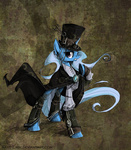boots cloak hat nastylady steampunk the_great_and_powerful_trixie