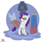 costume gaz-works glasses magic portal rarity superman