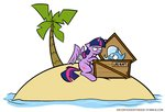 crate egophiliac inconvenienttrixie island princess_twilight the_great_and_powerful_trixie twilight_sparkle