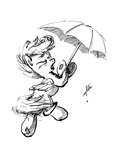 mcstalins scootaloo sketch umbrella