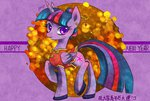 absurdres hanbok highres new_year's princess_twilight thisis913 twilight_sparkle year_of_the_horse