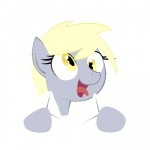 animated derpy_hooves mail nezumiyuki transparent