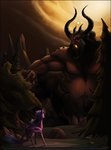 absurdres highres i-am-knot princess_twilight tirek twilight_sparkle