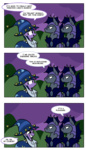 comic costume egophiliac halloween night_guard starswirl_the_bearded twilight_sparkle