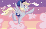 derpy_hooves hat leekfish mail mailbag