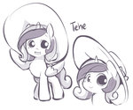 ende26 filly hat princess_cadance