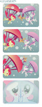 apple_bloom comic cutie_mark_crusaders foxy-noxy highres parachute scootaloo snowglobe sweetie_belle