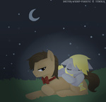 derpy_hooves doctor-whoof-fanatic sleeping time_turner
