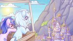 background_ponies balloon canterlot flying musicfirewind original_character sea_swirl