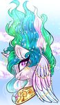 absurdres highres princess_celestia schokocream