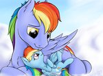 filly highres nobody47 parents rainbow_dad rainbow_dash