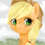 applejack marinakirby