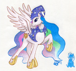 alipes princess_celestia the_great_and_powerful_trixie