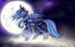kittyisawolf moon princess_luna tears