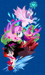 highres king_sombra princess_amore princess_cadance princess_flurry_heart shining_armor thurder2020