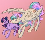 absurdres faline highres princess_celestia twilight_sparkle