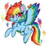 rainbow_dash thesoleil