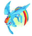 highres rainbow_dash rinzu
