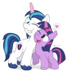dm29 magic princess_twilight shining_armor twilight_sparkle young