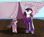 costume not_that_kind_of_shipping rarity snip-veritas sweetie_belle