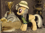 coin daring-do feather photo plushie skull toy trophy vase whitedove-creations