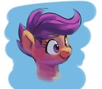 drtuo4 highres scootaloo