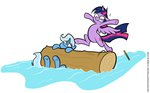 egophiliac inconvenienttrixie log princess_twilight the_great_and_powerful_trixie twilight_sparkle