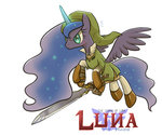 costume joycall3 princess_luna sword the_legend_of_zelda weapon