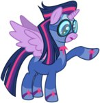 highres masemj masked_matterhorn power_ponies princess_twilight twilight_sparkle vector wonderbolts