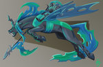 armor dranoo horselike humans jousting knight lance queen_chrysalis shield weapon