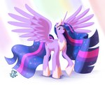 blue-paint-sea highres princess_twilight twilight_sparkle