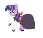 blackm3sh flag highres norway twilight_sparkle