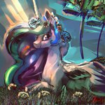 alumx highres princess_celestia