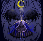 123hamster dress horn humanized nightmare_moon princess_luna