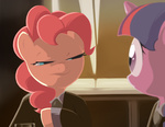 inception pinkie_pie spiiikedraws twilight_sparkle